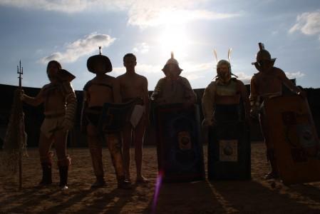 "Bildquelle: Gladiatorenschule ""Amor Mortis"" (http://www.gladiatorenschule.eu)"