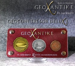Geocoin-Tresor